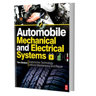 Ebook Automobile Mechanical And Electrical Systems