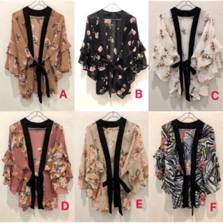 Big Deal OfferREADY STOCK Kimono Cardigan with strap