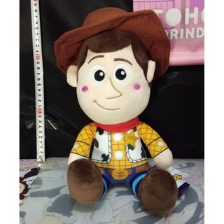 Disney Pixar Toy Story 4 Woody 10″ Plush Soft Toys Original With Tag