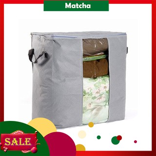 Matcha | Foldable Storage Bag Clothes Blanket Organizer Box