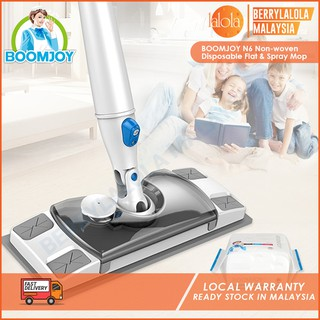 Boomjoy N6 Nonwoven Disposable Flat & Spray Mop