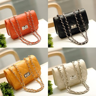 Fashion Women Messenger Bags Chain Shoulder Bag