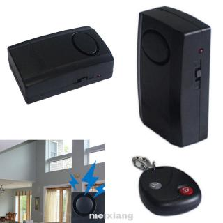 Motorbike Motorcycle Anti-theft Security Alarm Scooter System W/ Remote Control