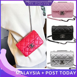 Ready Stock malaysia woman handbag sling shoulder tote bag N26
