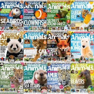 World of Animals UK - 2017 Full Collection