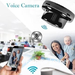 CCTV Mini Wifi 720P HD IP Camera Wireless New Infrared Night Vision Motion Detection 2-Way Audio Tracker Home Security