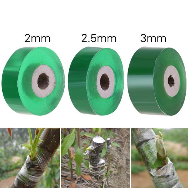 roll tape graft budding Parafilm Pruning moisture barrier Pruner Plant Nursery Seedling Garden fruit tree repair PE film