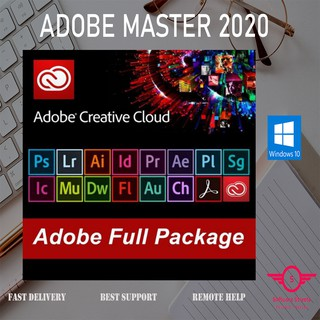 [FREE GIFT] Adobe CC 2020 [STABLE & RELIABLE]