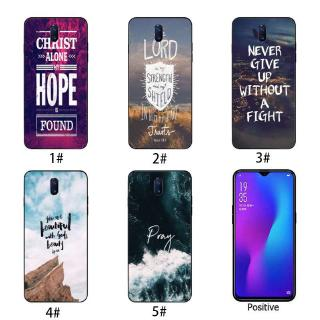 Bible Verse Jesus Christ Christian For Samsung J2Pro J3 J4 J5 S10 S10E Mobile Phone Case