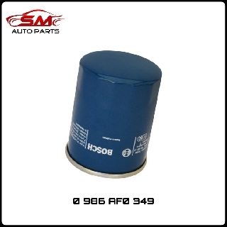 Bosch Oil Filter - Honda City / Civic / Accord / CRV ( 0 986 AF0 349 )