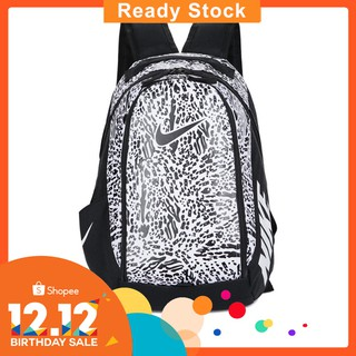 Fashion New Nike Roll Top Travel School Backpack Large Bag Beg sekolah