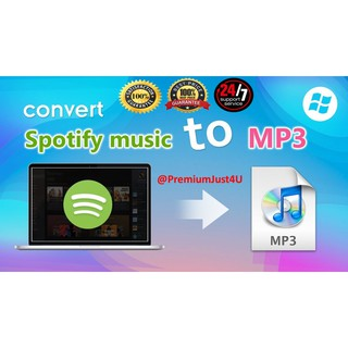 Convert Spotify Song and Playlist Album to MP3 for Download