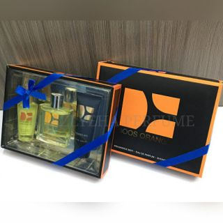 SE PERFUME SET 3 IN 1  (BOOS ORANGE)
