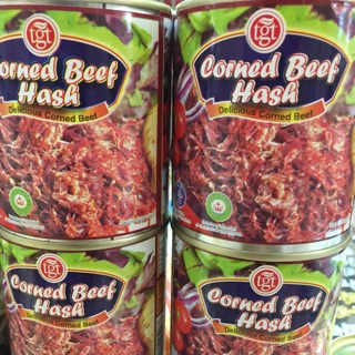 Corned Beef Hash Brunei