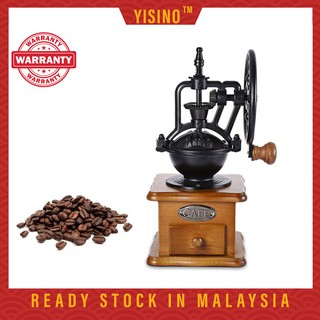 YISINO Manual Coffee Grinder Ferris Wheel Coffee Grinder With Ceramic Movement