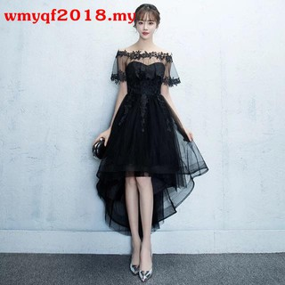 Beauty grand elegant wedding dinner temperament lace dress