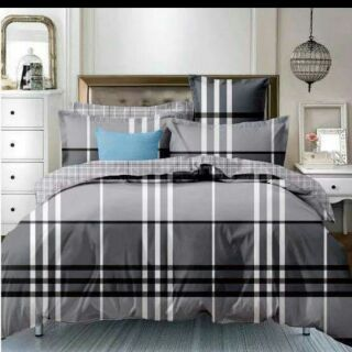 New Style 800-1200 Knitted Sheets With Comforter Set, 5-1 Queen and King Size