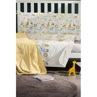 [preorder][new][nextuk] Jungle Jamboree Coverlet