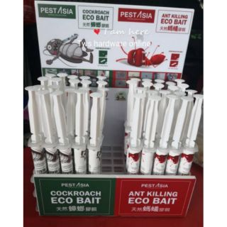 Pest Asia Ant Killing Eco Bait Ubat Semut Cockroach Lipas *READY STOCK* 【100% Original】