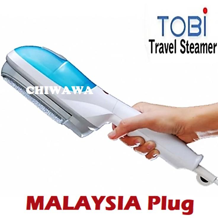 Malaysia Plug Tobi Travel Steamer Handheld Electric Steam Iron