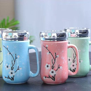Mouthwash Water Cup Toothbrush Cup Bathroom Mug Good Morning Nordic StyleCreative ceramic cup large-capacity water mar