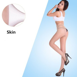 Ultra-thin Breathable Lightweight Silk Stockings Tights Underwear Pantyhose