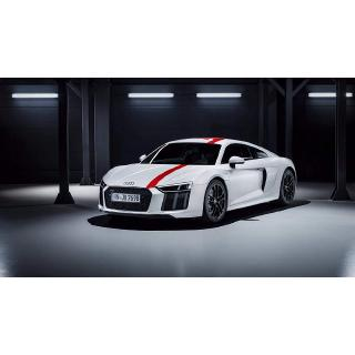 Audi R8 V10 RWS Wall Paper Photos Download Poster Tin Sign Poster Wall Plaque
