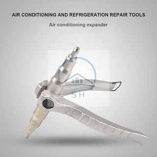 Manual Copper Pipe Tube Expander Hand Expanding Tool Air Conditioner Swaging Tools