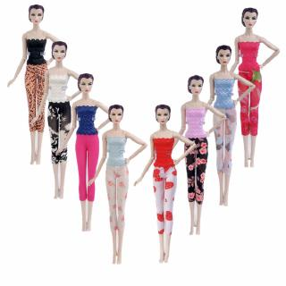 Doll Tights + Pants Set for 30CM Dress Up Doll