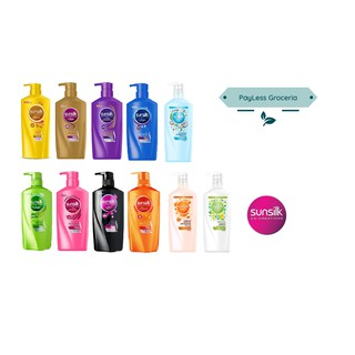 Sunsilk Shampoo 450ml / 650ml
