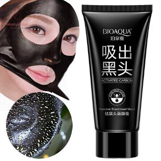 【READY STOCK】BIOAQUA Nose Blackhead Remover Mud Facial Mask