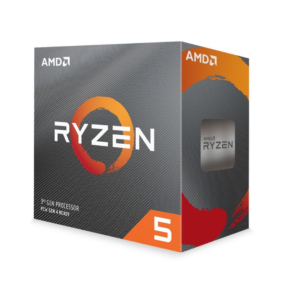 AMD RYZEN5 3500 AM4 หน่วยประ