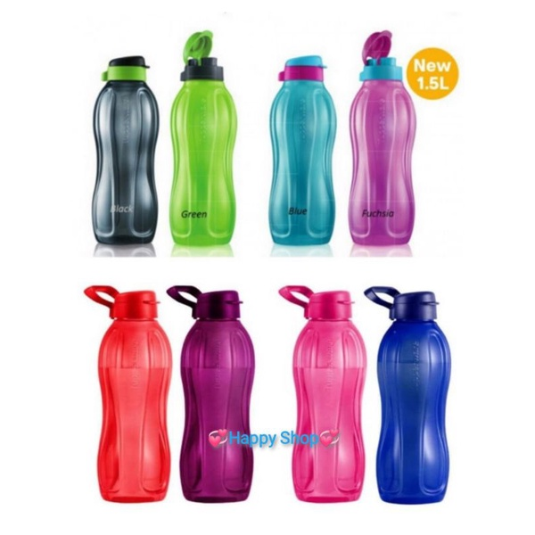 Tupperware Limited Edition 1.5L flip top eco bottle