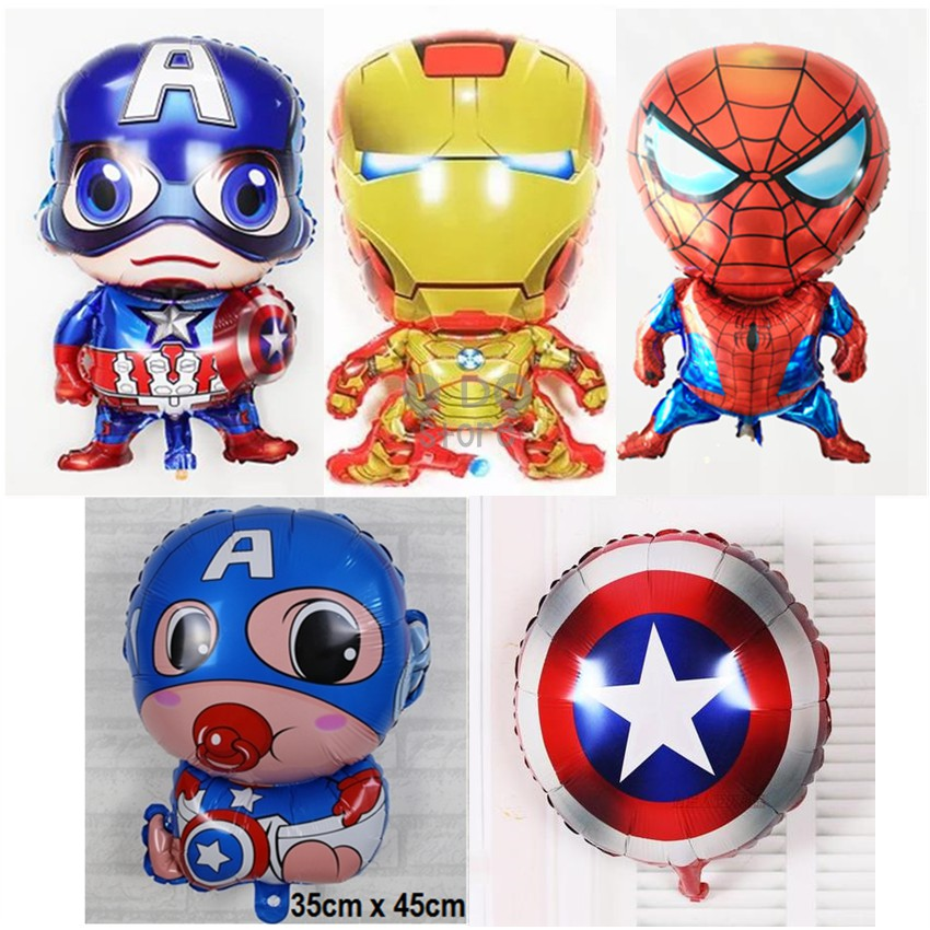 Party Supplies Celebrations Occasions Marvel Captain America Civil