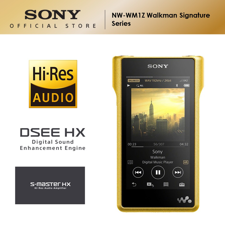 Sony NW-WM1Z Walkman Signature Series