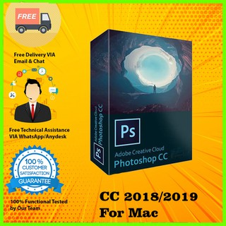 LATEST Adobe Photoshop 2018 | Shopee Malaysia