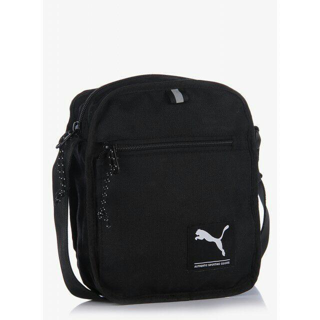 0b4f366ec69 PUMA SLING BAG BEG ORI PORTABLE PUMA BAG BLACK | Shopee Malaysia
