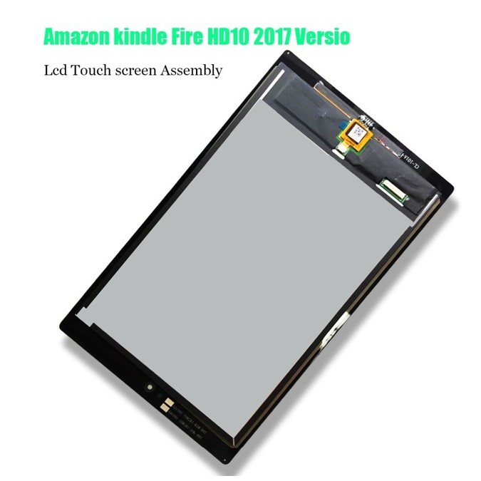 For Amazon kindle Fire HD10 2017 10 1 LCD Display Touch Screen Digitizer