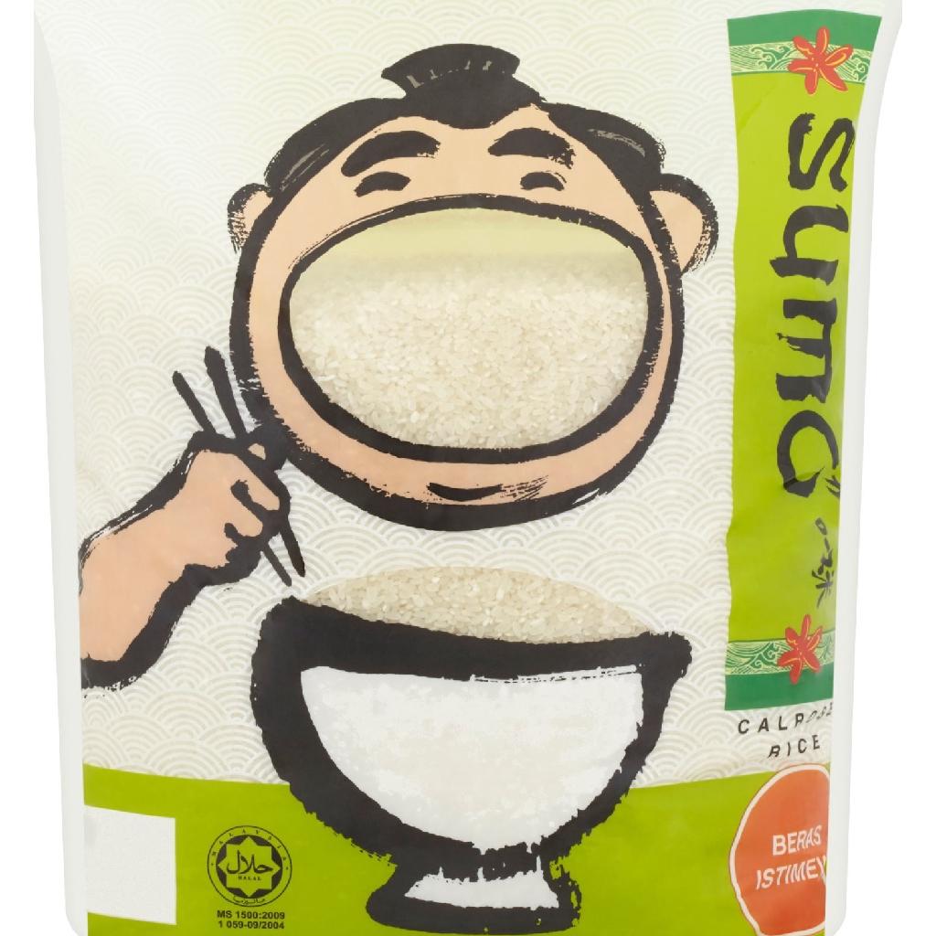 Sumo Calrose Rice 5kg