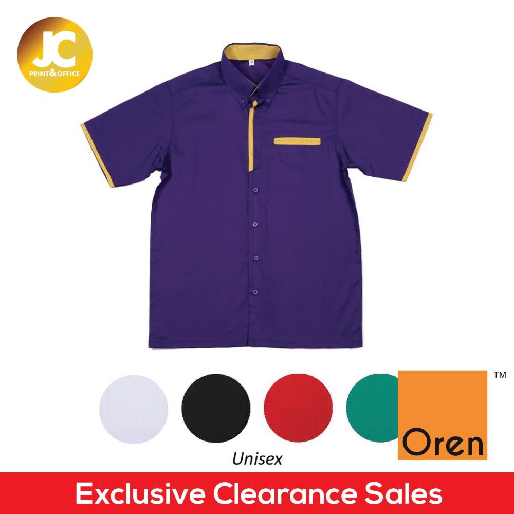 ba956aaff5 Oren Sport F1 Uniform Unisex - F105 | Shopee Malaysia