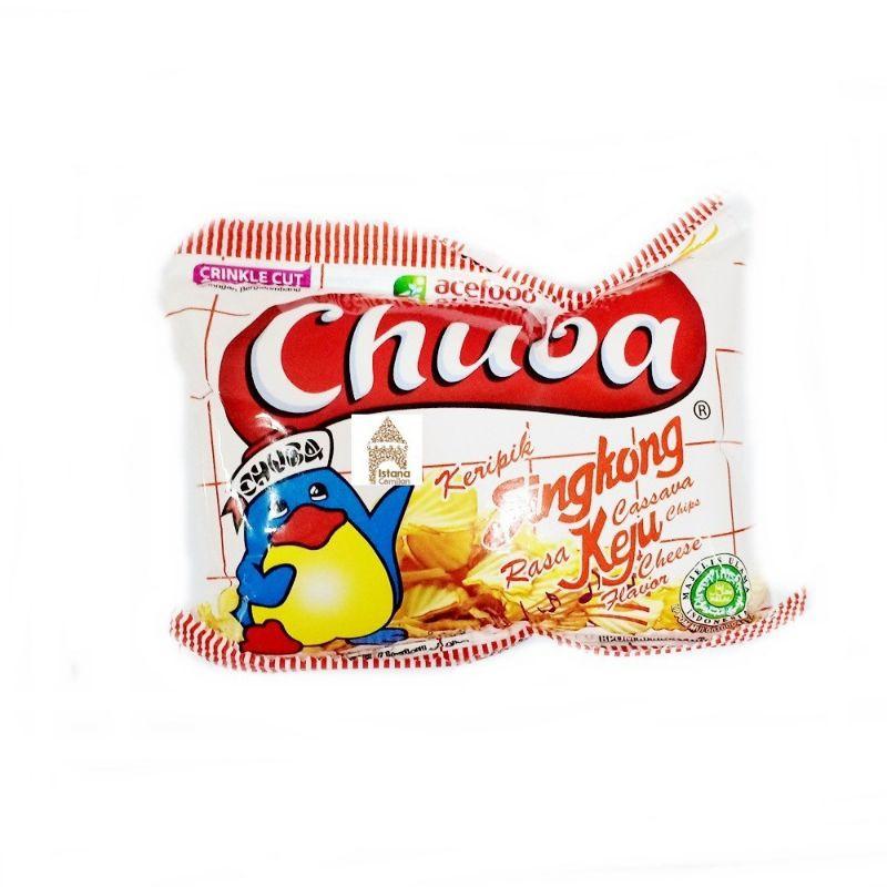 CHUBA Rasa Keju/ Rasa Balado 12g