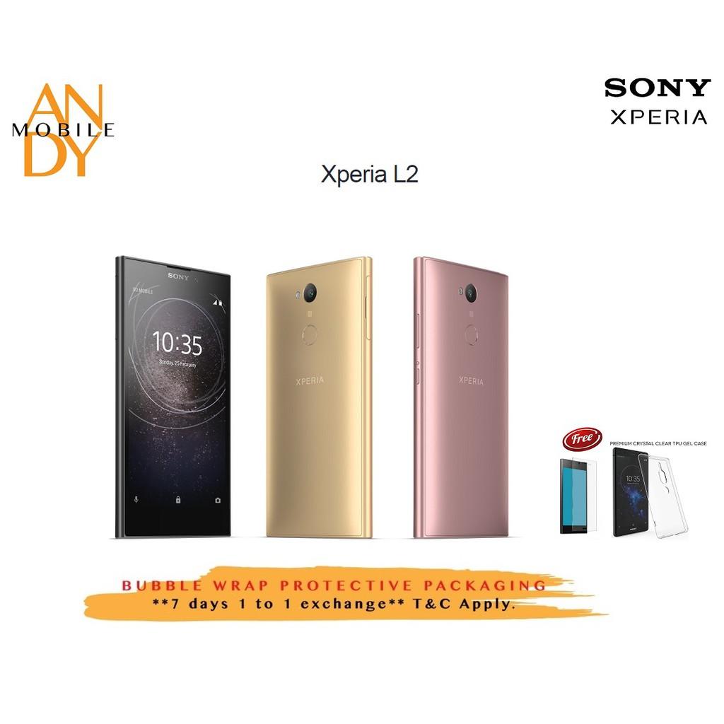 [SONY] XPERIA L2 [3GB+32GB ROM]Original By Sony Malaysia