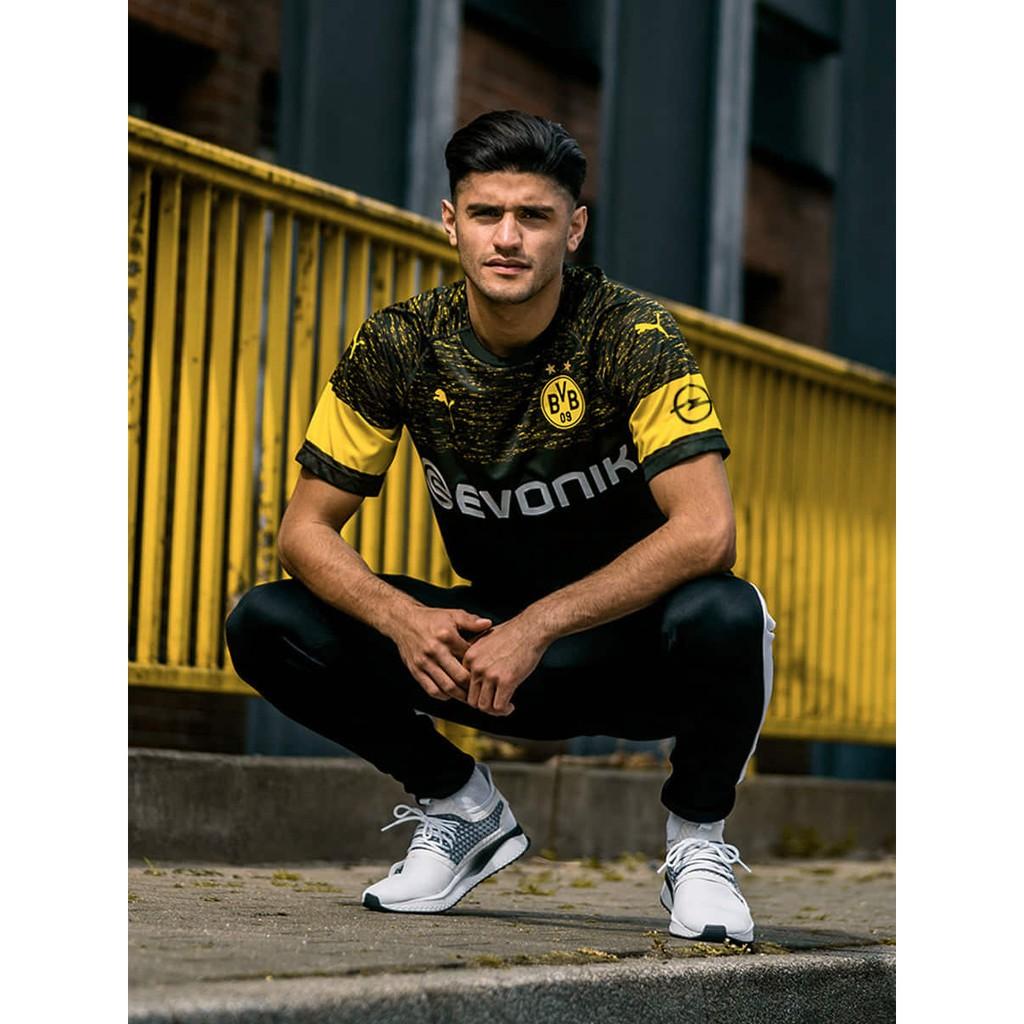 Borussia Dortmund Men Away Season 18/19 Fans Jersey