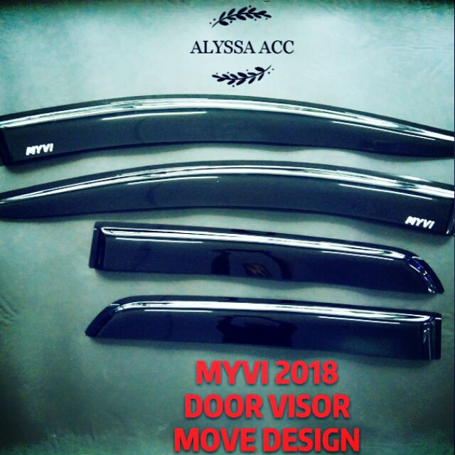 HIGH QUALITY PEUGEOT 2008 DOOR WINDOW VISOR FOR YEAR 13    ABOVE ... 531a910113e