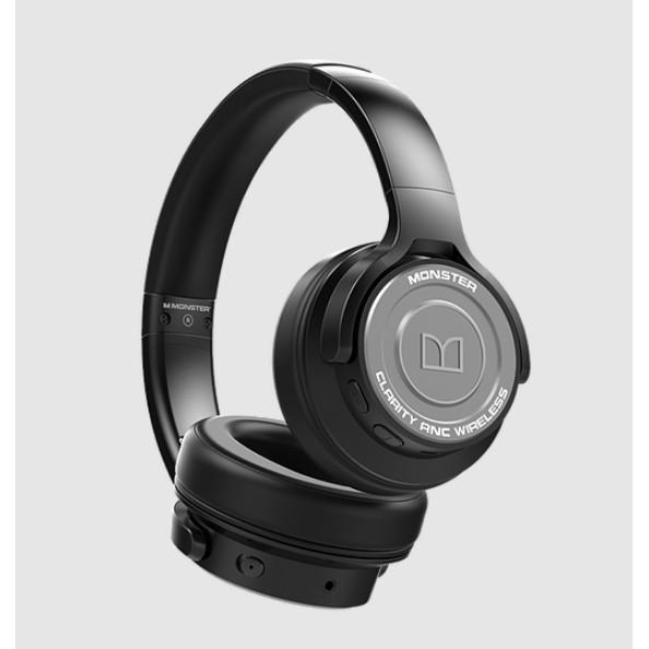MONSTER CLARITY ANC OVER EAR BLUETOOTH HEADPHONE