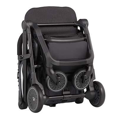 EasyWalker: MINI XS Stroller - OXFORD BLACK