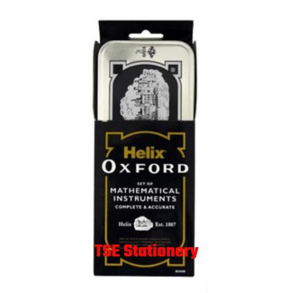 Helix Oxford Mathematical Instruments Set