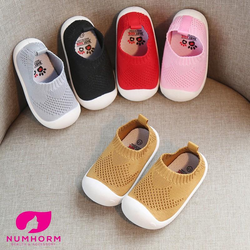 Numhorm รองเท้าเด็กอ่อน รองเท้าหัดเดินเด็ก รองเท้