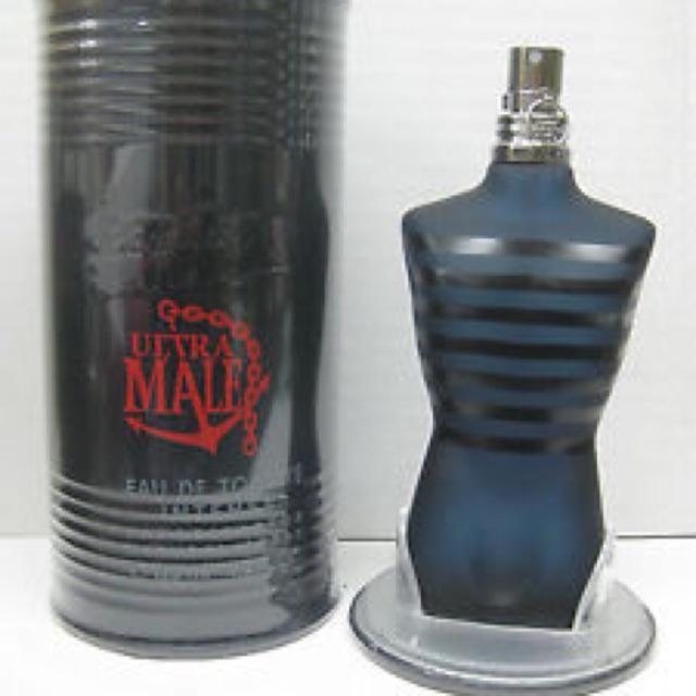 Original JPG Ultra Male Intense EDT 75ml Perfume for Him ...
