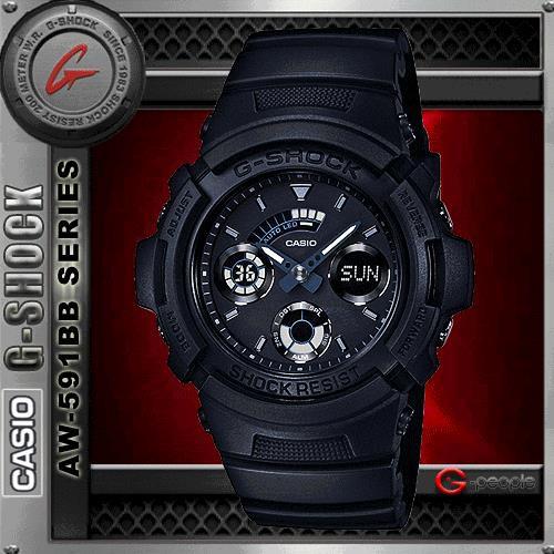 reputable site dd3ef 4aa9b CASIO G-SHOCK AW-591BB-1A / AW-591BB-1 / AW-591BB Watch